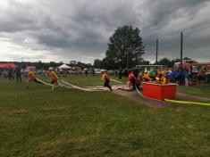 Dětská hasičská soutěž 2020
