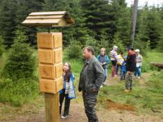 Letní setkání dětí a přátel přírody - Lipno 2012